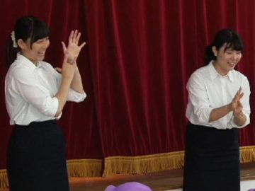保育者養成校における子育て支援活動