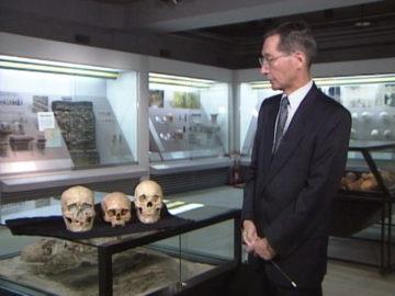 古人骨で探る日本人の起源