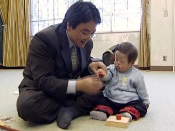 ダウン症児の早期発達支援