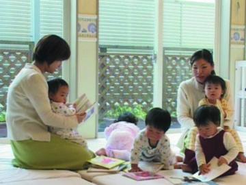 保育における家族援助