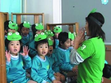 幼児の運動遊びの実践