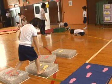 障がいのある子どもの運動遊び
