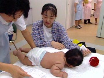乳幼児健診の手引き