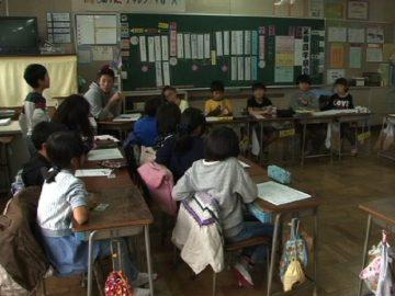 授業に見る学級活動の進め方