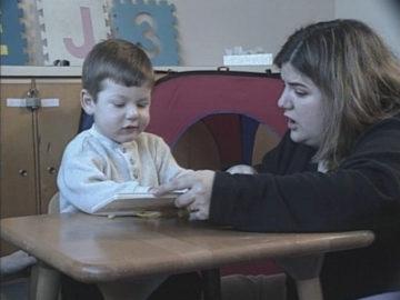 スペクトラムとの闘い 子どもと自閉症