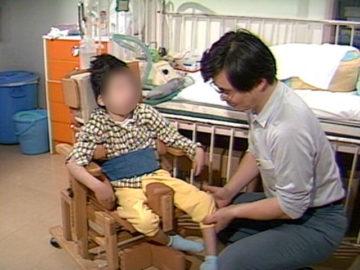 重度脳性麻痺児の呼吸障害とその対策